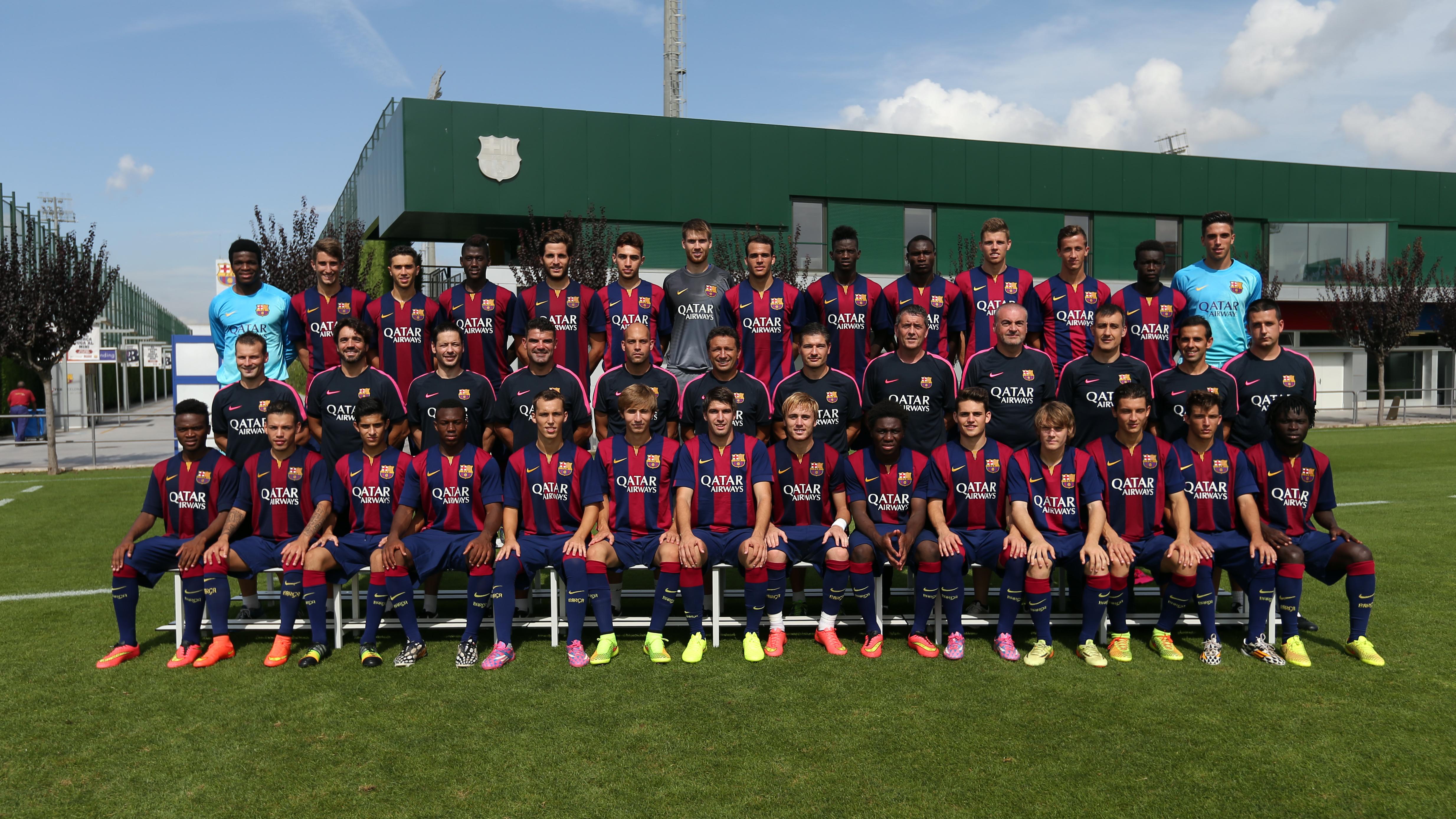 fc barcelona team promotion - photo #7