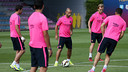 Mascherano is in the squad for Thursday night's game PHOTO: MIGUEL RUIZ - FCB