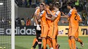 APOEL stay top of their league thanks to today's win / PHOTO: UEFA.COM