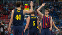 Tomic and Hezonja both featured in the win. PHOTO: ACBPHOTO