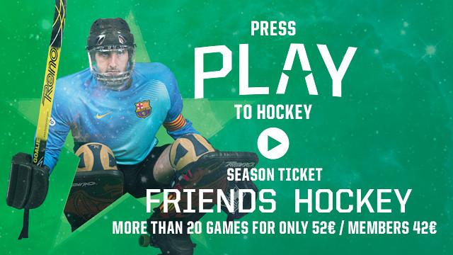 Friends Hockey