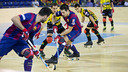 Gual and Torra failed in today's quest for silverware / PHOTO: GERMAN PARGA - FCB