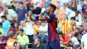 Neymar led the way with hat-trick   PHOTO: MIGUEL RUIZ - FCB