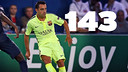 Xavi came on as sub at the Parc des Princes / MIGUEL RUIC-FCB