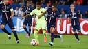 Neymar, à Paris / PHOTO: MIGUEL RUIZ-FCB