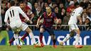 Barça are off to the Bernabéu this month / PHOTO: MIGUEL RUIZ-FCB