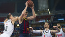 Doellman is back in the Euroleague after five years PHOTO: VÍCTOR SALGADO-FCB.