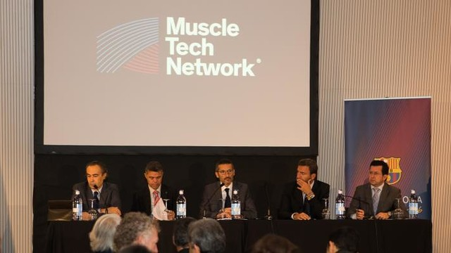 The opening of the 2013 MuscleTech Network Meeting. PHOTO: ARXIU FCB.