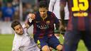Barça B left El Sardinero with a 0-0 draw. PHOTO: RACING DE SANTANDER.