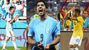Messi, Suárez et Neymar ont marqué 8 buts au total