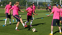 Luis Enrique had all his players available this morning / PHOTO: MIGUEL RUIZ - FCB