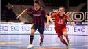 Barça Met Ukrainian side FC Lokomotiv Kharkov last season / PHOTO Ivana Hoskova