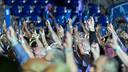 Assemblea General Ordinària de l'any passat / FOTO: ARXIU FCB