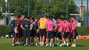 Barça will train daily this week in to prepare for two tough matchups / PHOTO: MIGUEL RUIZ - FCB