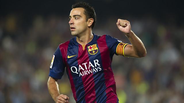 Xavi cierra su llegada al New York City en un almuerzo en Barcelona