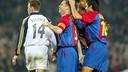 Frank de Boer scored ten goals for Barça. PHOTO: ARXIU FCB.