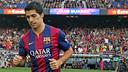 Luis Suárez podria debutar aquest dissabte com a blaugrana / FOTO: MIGUEL RUIZ-FCB
