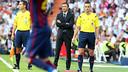 Luis Enrique made his Clasico coaching debut with Barça / PHOTO: MIGUEL RUIZ - FCB