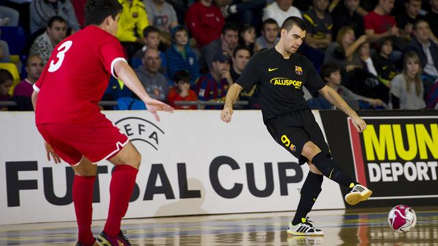 Los aficionados al futsal ya pueden comprar las entradas para la UEFA Elite Round