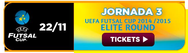 Elite round jornada 3