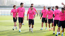 There will be training every day at the Ciutat Esportiva. / PHOTO: MIGUEL RUIZ - FCB