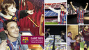 Pack familiar Camp Nou Experience