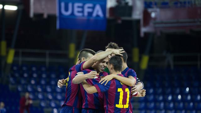 El Palau ha estat clau els dos primers partits a l'Elite Round