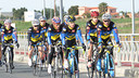 Cycling is one of the many sports practiced at APOEL / PHOTO: APOEL FC
