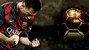 Lionel Messi and Ballon d'Or