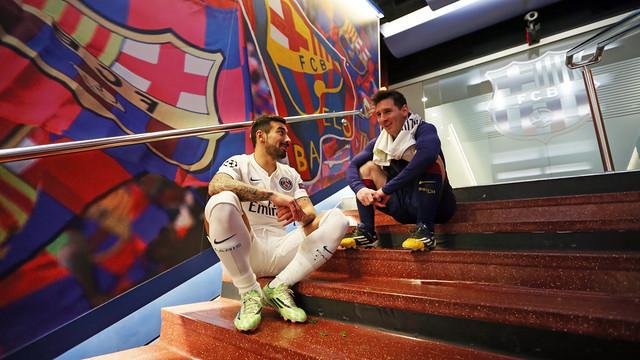 0dd2cac7e8 La otra cara del FC Barcelona – Paris Saint-Germain  Javier ...