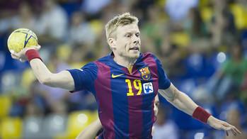 Sigurdsson vivirá su primer mundial desde que viste la camiseta blaugrana/ FOTO:ARCHIVO-FCB