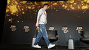 Leo Messi was speaking hours before the ceremony gets under way / PHOTO: MIGUEL RUIZ-FCB