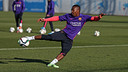 Adama is one of six reserve team players in the side / PHOTO: MIGUEL RUIZ-FCB
