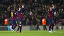 Leo Messi and Neymar Jr have scored 31 goals between them / PHOTO: MIGUEL RUIZ - FCB