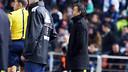 Luis Enrique was very happy with the team/ PHOTO: MIGUEL RUIZ - FCB