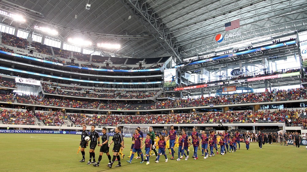 Летом Барселона отправится в турне по США и Мексике - изображение 1