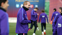 Mathieu is back in the squad / PHOTO: MIGUEL RUIZ-FCB
