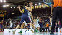 Ante Tomic picked up 16 points and nine rebounds / PHOTO: GERMÁN PARGA - FCB