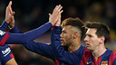 Neymar and Messi are both scoring freely / MIGUEL RUIZ-FCB