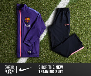 Shop the new training suit