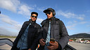 Brazilian duo Alves and Neymar could fly home knowing they'd done their job well / MIGUEL RUIZ-FCB