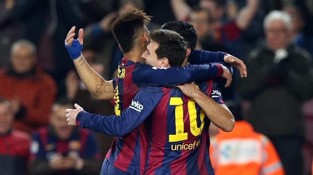 گزارش تصویری : بارسلونا مقابل ویارئال
