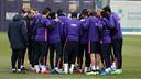 Barça will begin training on Wednesday this week. / MIGUEL RUIZ - FCB