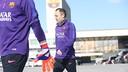 Iniesta ce matin / MIGUEL RUIZ - FCB