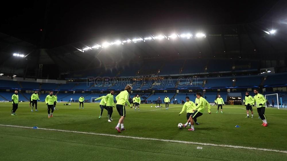 صور : أجواء رائعة في تدريبات برشلونة على ملعب الاتحاد MRG20107-Optimized.v1424722089