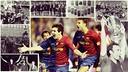 Mosaic Timeline història dels títols de Copa del Rei