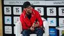 Neymar Jr lors de la présentation / GERMÁN PARGA - FCB