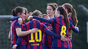 Yet another win for the side that has already secured the league title / FCB