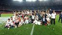 El Sevilla ganó la Copa del Rey la temporada 2009/10 / FOTO: ARCHIVO