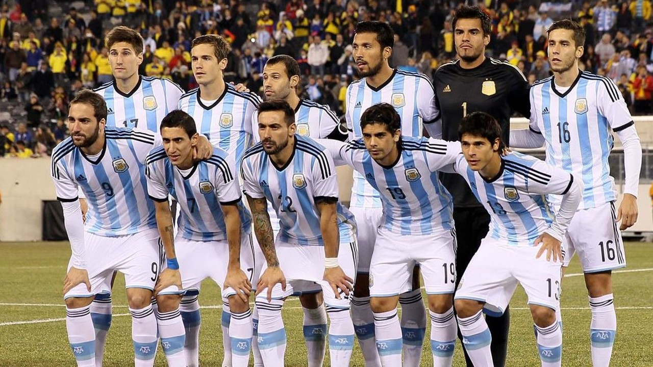 Argentina defeated Ecuador at the Metlife Stadium